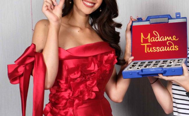 Catriona Gray, first Filipino wax figure in Madame Tussauds Singapore