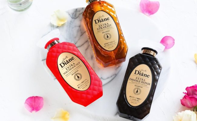 Moist Diane Shampoo & Treatment from Japan is now  available in the Philippines