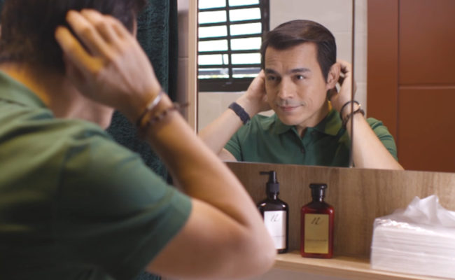 Mayor Isko Moreno goes green and believes in the power of nature