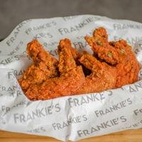 Frankie's Classic Buffalo Wings (half Dozen)