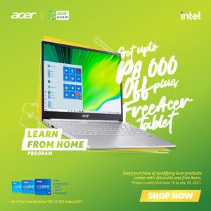 free acer tablet