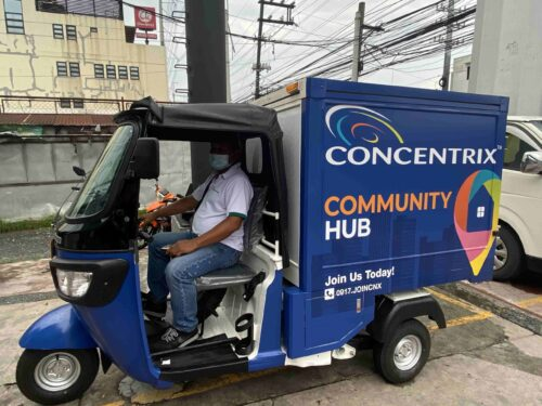Concentrix hubmobile