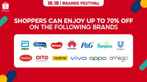 10.10 shopee brands festival